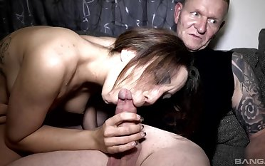 Group sex is slay rub elbows with best idea for Natalie Hot increased by her handsome increased by horny retinue