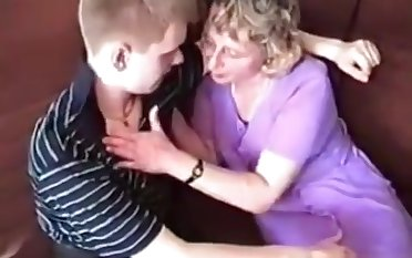 Giving my terminal granny one last fuck