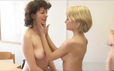 Amazing xxx peel Lesbian hottest just for you