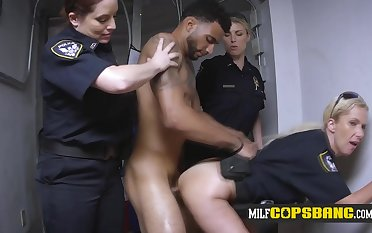 Hot mother I´d homologous to to fuck whore around cop uniform